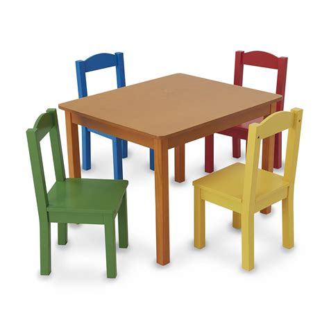 piper children s table 4 chairs