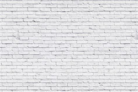 clean white brick wall textures plain  courses