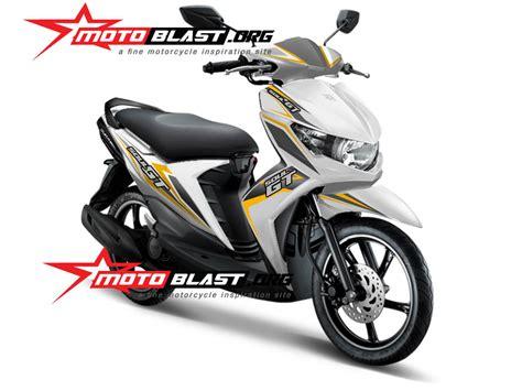 Modifikasi Mio Soul Gt 2014 by Modif Striping Yamaha Mio Soul Gt Terbaru 2014 Motoblast