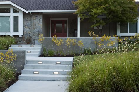 contemporary front yard landscaping stone accent modern front yard landscape design ideas interior decorating accessories