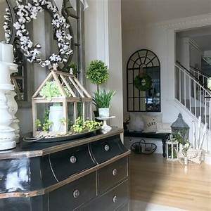Front, Entryway, Decorating, Ideas