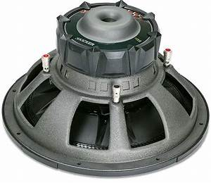Diagram For Kicker Cvr Subwoofers