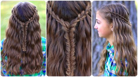 20 minutes cute girls hairstyles