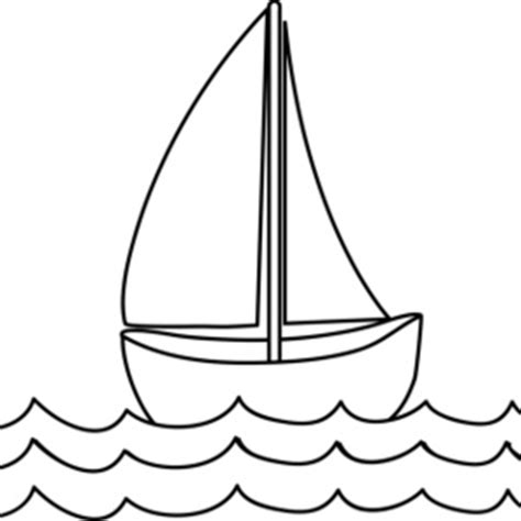 Boat Clipart Black And White Free by Boat Clipart Black And White Clipart Panda Free
