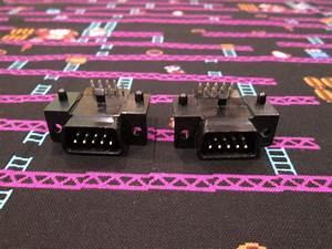 5200 Trak-ball To 2600 Joystick Adaptor  - Atari 5200