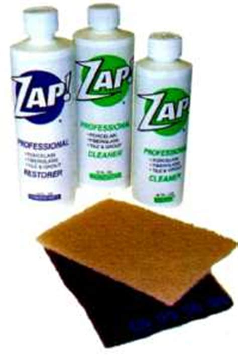 Zap Tile Cleaner Work by As Seen On Tv Products Taebo Billy Blanks