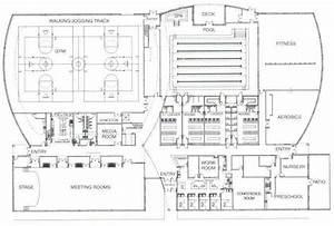 community center plan plan pinterest community With builders floor center
