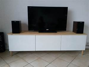 Ikea Meuble Télé : meuble tv avec besta ikea ~ Melissatoandfro.com Idées de Décoration