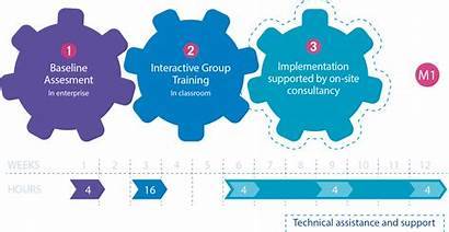 Training Score Process Assessment Baseline Workplace Ilo