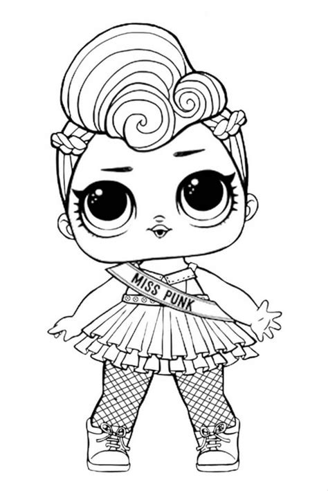 lol suprise doll coloring pages lol dolls lol dolls