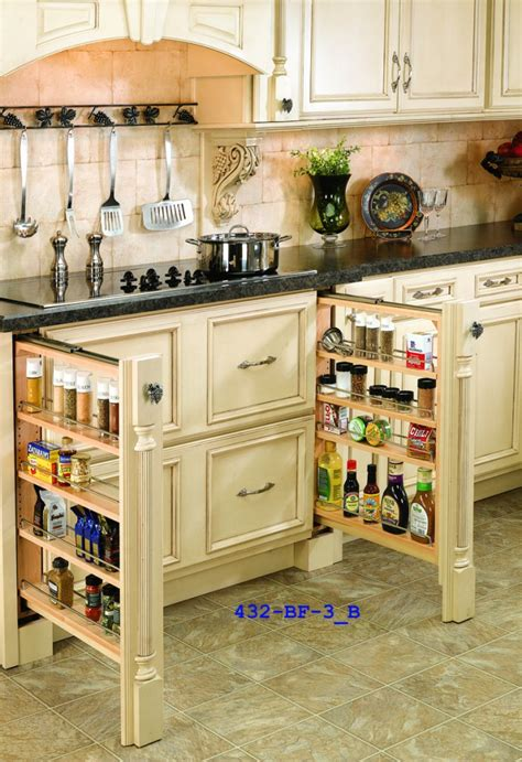 Organize Your Kitchen Stuffs And Tools In The Kitchen