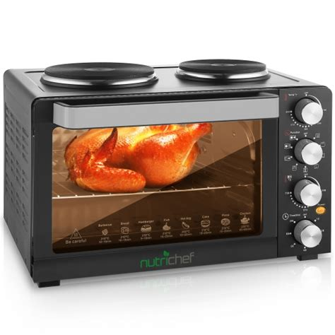 nutrichef pkrto kitchen cooking ovens cookers