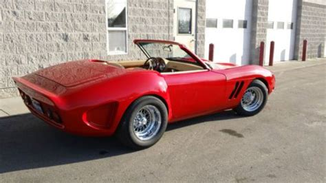 buy   ferrari gto vella rossa kit car  build