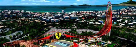 Ferrari Land  Portaventura 2016 Elblogdedreamcom