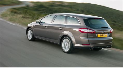 ford mondeo 2010 ford mondeo facelift 2010 the cabin and estate car