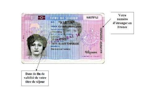 Renouvellement Titre De Sejour Parent D Un Français by Demande De Renouvellement De Titre De S 233 Jour Pr 233 Fecture