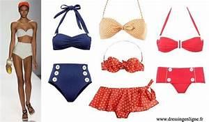 Maillot De Bain Année 50 : maillot de bain ann e 50 ~ Melissatoandfro.com Idées de Décoration