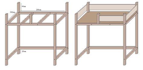 hochbett bauen anleitung hochbett selber bauen do it yourself hochbett selber bauen hochbetten und
