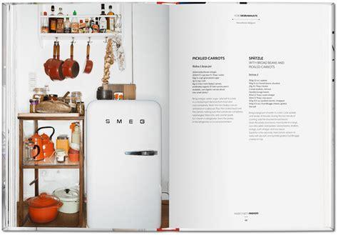 taschen cuisine inside chefs fridges europe top chefs open their home