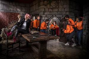 The Crystal Maze LIVE EXPERIENCE Manchester For Two