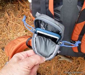 Gossamer Gear Shoulder Strap Accessory Pocket Review
