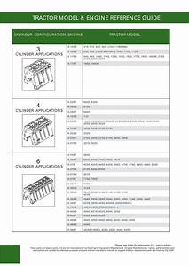 John Deere Engine Replacement Parts  Page 34