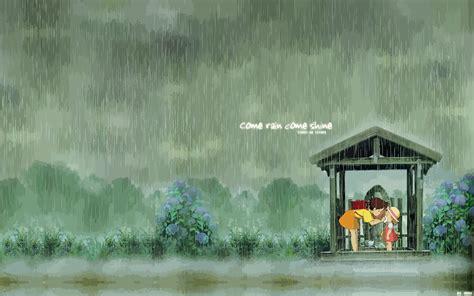 anime wallpapers  neighbor totoro wallpaper