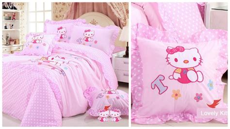 beautiful  kitty bedroom  young girls  home ideas