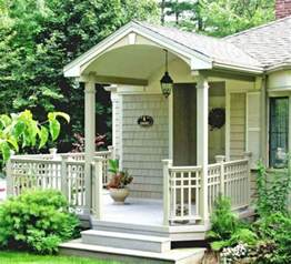 Porch Column Styles by 39 Cool Small Front Porch Design Ideas Digsdigs