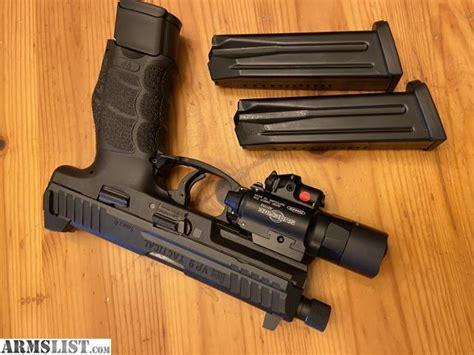 armslist  sale rare hk vp tactical  surefire  trijicon suppressor sights