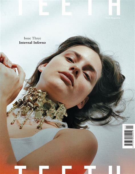 teeth magazine issue  internal inferno