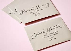 there is so much etiquette that goes into addressing your With do wedding invitation envelopes need return address