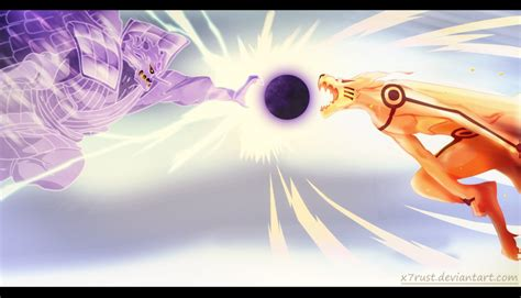 Naruto 695 The Clash By X7rust On Deviantart