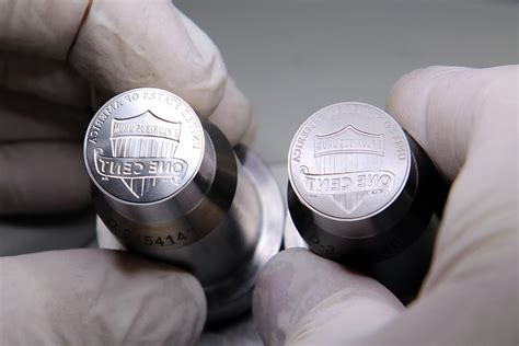 how to tell if a coin is die how the denver mint makes dies to produce coins coin news