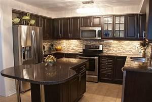 dark kitchen cabinets 1210