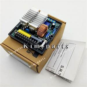 New Voltage Regulator For Mecc Alte Generator Avr Sr7