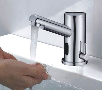 Automatic Hands Free Electronic Sensor Faucet   Electronic