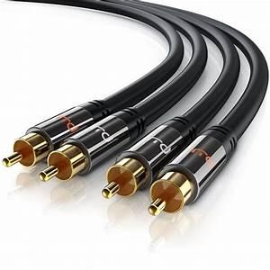Hifi Kabel Verstecken : primewire stereo cinch hifi audio kabel mehrfach geschirmt 2x cinch zu 2x cinch premium ~ Markanthonyermac.com Haus und Dekorationen