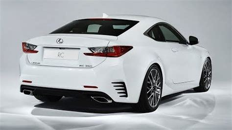 wow amazing   lexus rc  release date youtube