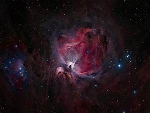 M42 - Orion Nebula Deepfield by DoomWillFindYou on DeviantArt