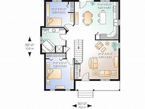 simple single story 2 bedroom house plans google search With simple 1 bedroom floor plans