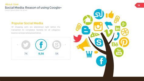 social media powerpoint template social media user powerpoint template by rrgraph graphicriver