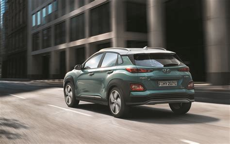 Hyundai Kona 2019 4k Wallpapers by Wallpapers Hyundai Kona Electric 2018 4k Rear
