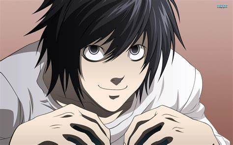 45+ L Death Note Wallpaper Hd  Images