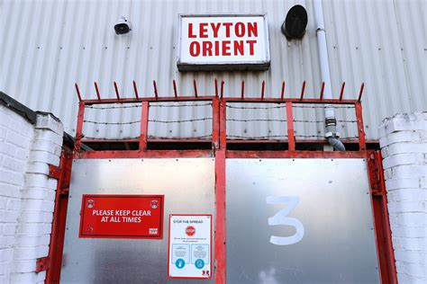 Leyton Orient thank Spurs fans for incredible gesture