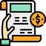 Bill Icon Icons Invoice Payroll Reception Dollar