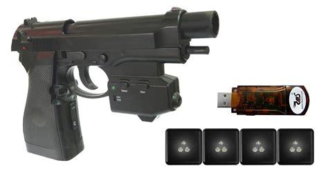 light gun for pc usd 143 49 ems topgun iii wireless light gun iii ps2 ps3