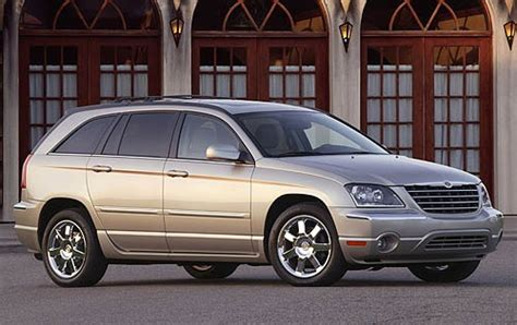 2006 Chrysler Pacifica Limited by Used 2006 Chrysler Pacifica For Sale Pricing Features
