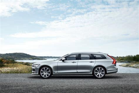 2018 Volvo V90 Wagon Officially Revealed In Sweden
