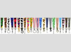 Plain and Custom Printed Lanyards From UMX Factory